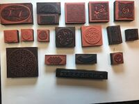 Assorted Decorative Stamps