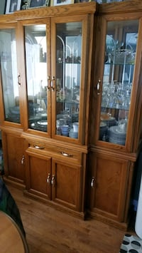 China cabinet Airdrie