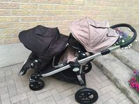 Double city select stroller  Whitby, L1N