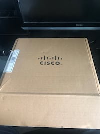Cisco cp-6921-C-K9 brand new  Toronto, M4M 2T1