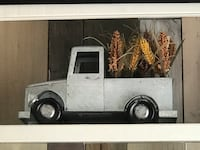 Truck Farm House Decor