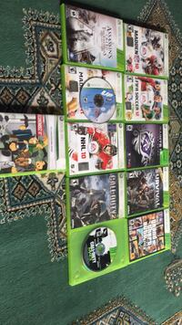 Assorted xbox 360 games Calgary, T2Y 3C1