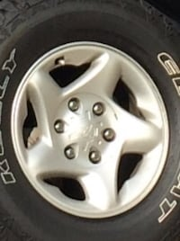 Toyota Tacoma Wheels Falls Church, 22042