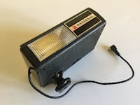 National Electronic Flash Unit PE-202 Vintage Viator