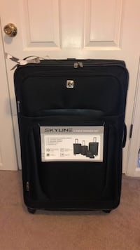 Skyline 5-Piece Spinning Luggage Set