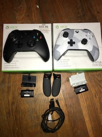 Xbox one wireless controller with box Manassas Park, 20111
