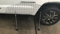 Adjustable height gate to keep dogs in the back of SUV Niceville, 32578
