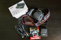 Canon 5D Mark ii package Los Angeles