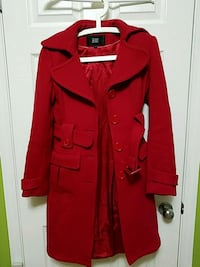 Ladies Wool Winter Coat Size Small Vancouver, V5M 4T5