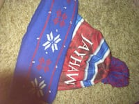 Jayhawk Beanie With Flashing Lights . Wichita, 67217