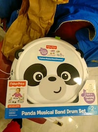 Musical band & drum set Fisher Price Capitol Heights, 20743