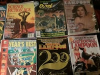 four assorted comic book collection Evansville, 47714