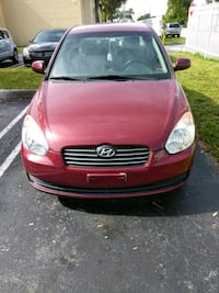 2010 hyundai accent Hallandale Beach, 33009