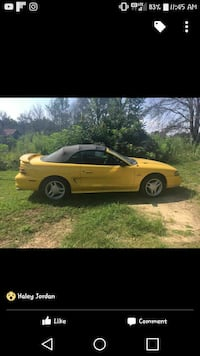 Ford - Mustang - 1995 Boaz, 35957