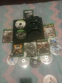 Xbox One 1TB 2 controllers all plugs and All games East Orange, 07017