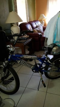 blue and silver Mongoose BMX bicycle Fort Myers, 33907