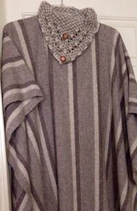 Authentic Mexican poncho Columbia, 21044