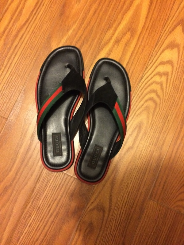 e96fd696003 Used Gucci flip flops for sale in Columbus - letgo