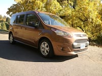 2014 Ford Transit Connect XLT Passenger Van *1 OWNER w/ Leather!* CALL/TEXT! Portland, 97216