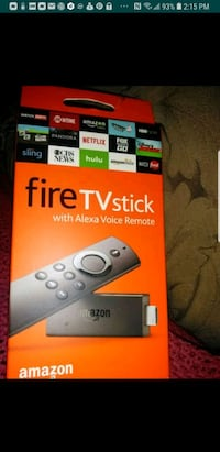 Amazon Fire TV stick box 8 km