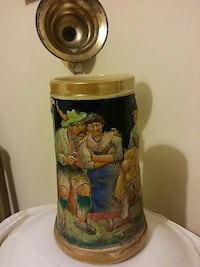 DBGM German beer Stein Roanoke, 24012