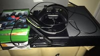 Xbox one with headsets and some games Fairfax, 22030