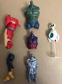 Marvel Legends BAF's Chicago, 60632
