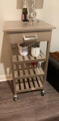 bar/storage cart Charlotte, 28208