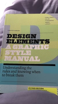 design elements a graphic style manual 2385 mi