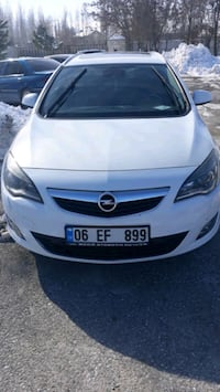 2011 Opel Yeni Astra HB 1.4 140 PS COSMO AT Muş