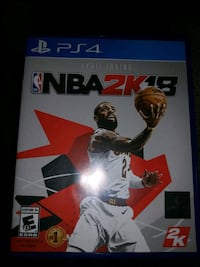 Mint adult owned nba 2k18 firm Cleveland, 44109