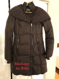 Mackage winter jacket  Montreal, H1R 1R3