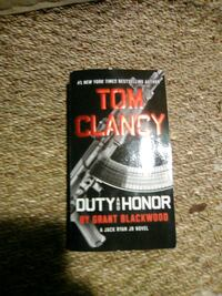 Tom clancy book