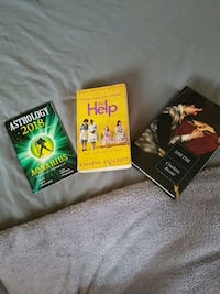 3 very read books for the cottage Belleville, K8P 3K3