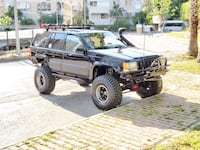 1996 Jeep Grand Cherokee 5.2I LIMITED STD USD Muratpaşa