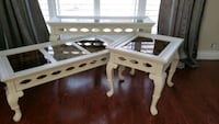 Sofa table, End table and Coffee table Caledon, L7C 1J2