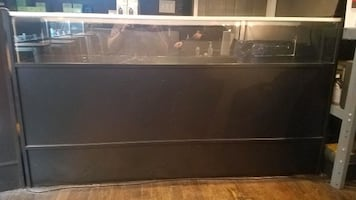"70"" Display Case"