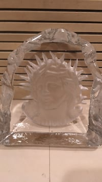 Glass picture of Christ  Toledo, 43614