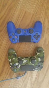 TWO PS4 CONTROLLERS Winnipeg, R3B 3P3
