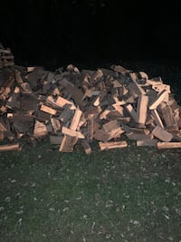 Freshly split oak firewood Woodbine, 21797
