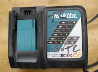 Makita DC18RC 18V Lithium Ion Battery Charger Optimum Rapid Charger