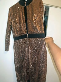 Sequin Plus Sz Dress Raleigh, 27609