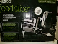 Nesco food slicer Glen Burnie, 21060