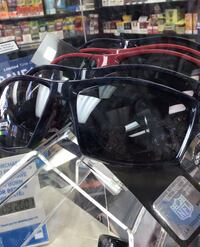Polarized NFL sunglasses.