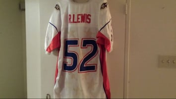 Ray Lewis Pro Bowl Jersey '2004'