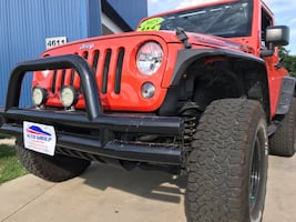*CRAZY LOW MILES* *TONS of ADD-ONs* 2015 Jeep Wrangler Sport 4WD