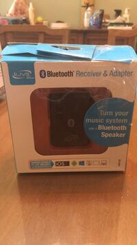 ilive Bluetooth Receiver &Adapter Toronto, M2R 2V3