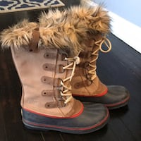 Sorel Joan of Artic snow Boots Toronto