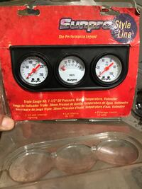 Car Gages. Brand New.  Toronto, M4J 2G7