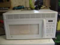 GE SPACE MAKER MICROWAVE / OVER THE COUNTER, NO MOUNTING BRACKET FORTMYERS